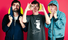 Hear Animal Collective's 24-Minute Epic 'Summer Blaze'