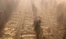 Insurance Companies Are Bailing on California Because of Wildfire Risk