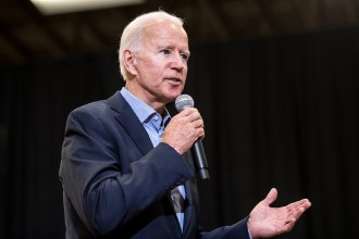 In Democratic Debate, More Evidence That Ukrainegate Helps Biden