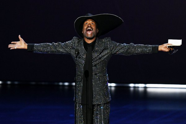 Billy Porter Makes History With Groundbreaking Emmy Win for