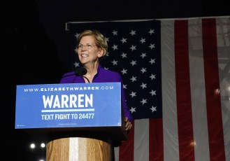Is Elizabeth Warren the New Democratic Favorite?