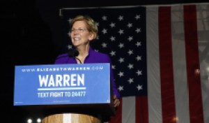 Is Elizabeth Warren the New Democratic Favorite?