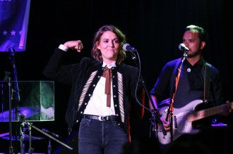 Brandi Carlile Owns Her Moment During Emotional Madison Square Garden Gig