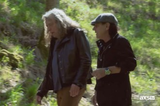 See Robert Plant Show Brian Johnson Around Where Led Zeppelin Recorded 'III'