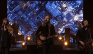 See The Lumineers Play Emotional Song 'Life in the City' on 'Fallon'