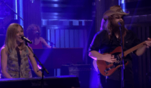 See Sheryl Crow, Chris Stapleton Bring 'Tell Me When It's Over' to 'Fallon'