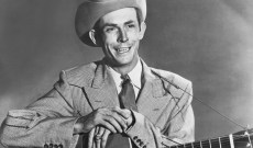 Flashback: Hear Hank Williams' Recorded Debut With 'Fan It' and 'Alexander's Ragtime Band'