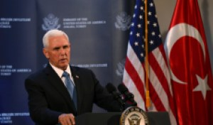 The U.S. and Turkey Agree to a Ceasefire in Syria, Mike Pence Announces