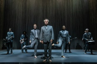 David Byrne's 'American Utopia': A Heady Swirl of Hope for Our Anxious Times