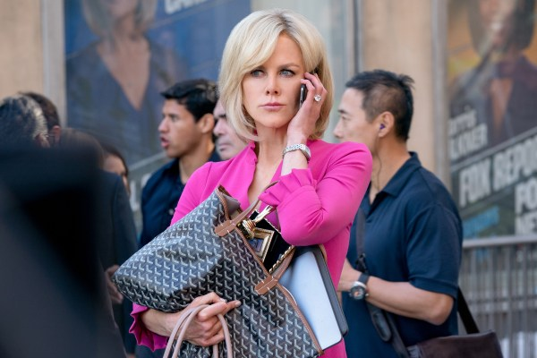Watch Charlize Theron, Nicole Kidman, Margot Robbie Recreate Fox News Chaos in