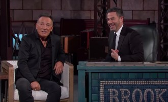 Watch Bruce Springsteen Talk Family, Roots and Keep Your Kids Grounded