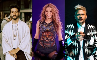 Shakira Puts a Dreamy New Spin on Camilo, Pedro Capó's 'Tutu'