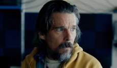 Watch Ethan Hawke Care for Abandoned Baby in New 'Adopt a Highway' Trailer