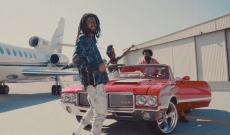 J. Cole, J.I.D, Bas, EarthGang, Young Nudy Go for the Crown in 'Down Bad' Video