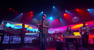 Watch Tyler Childers Croon Love Song 'All Your'n' on 'Kimmel'