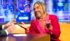 Iggy Pop: 'I Tried to Smoke Spiderwebs' to Get High