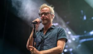 The National's Matt Berninger Announces Debut Solo Album 'Serpentine Prison'