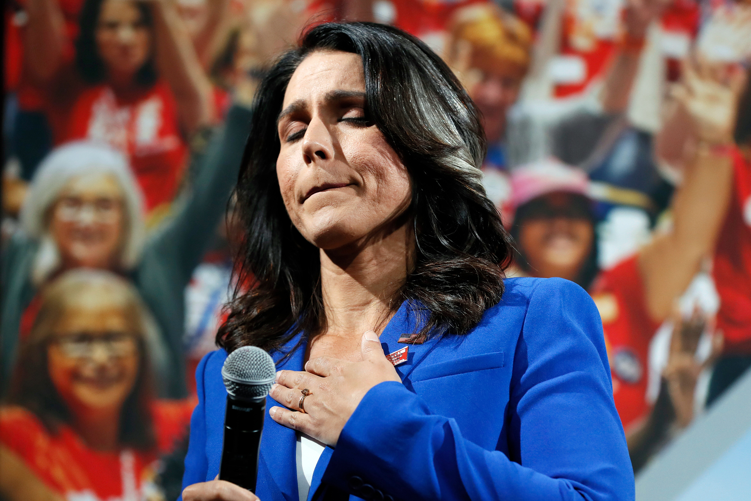 Clinton Says Gabbard Is Russian Asset Everyone Is A Russian