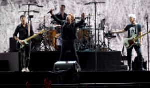 Hear U2's Meditative New Song 'Ahimsa'