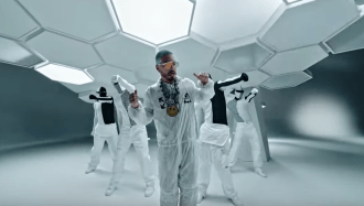 Watch J Balvin's Futuristic Music Video for 'Blanco'