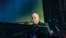 Watch Billy Joel Play 'White Christmas' With Alexa Ray Joel at Madison Square Garden