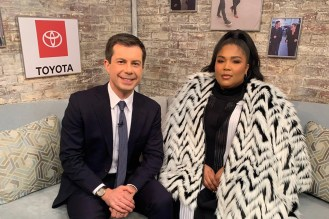 Mayor Pete to Lizzo: 'I'm 100 Percent That Nominee'