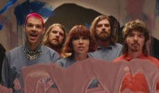 Watch Grouplove Get Rowdy in New 'Deleter' Music Video