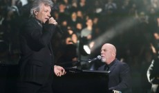 Billy Joel Enlists Jon Bon Jovi for 'It's Still Rock and Roll to Me' at MSG