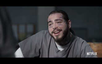 Watch Post Malone, Mark Wahlberg in Trailer for Netflix Action Movie