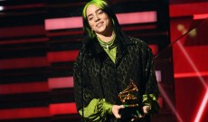 Billie Eilish Wins Big at 2020 Grammy Awards