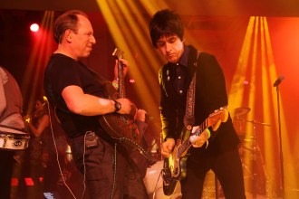Johnny Marr Teams Up With Hans Zimmer for James Bond 'No Time to Die' Score