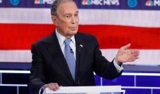 Mike Bloomberg's Campaign Doctored a Video to Make It Seem Like He Did Well in the Debate