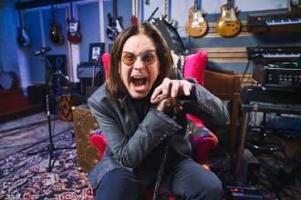 Ozzy Osbourne Talks Sobriety, Chris Cornell and Having 'the Midas Touch'