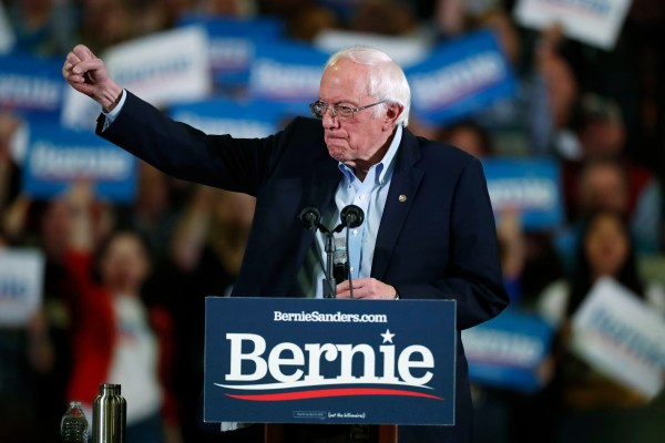 Sanders Denounces Reported Russian Election Interference by