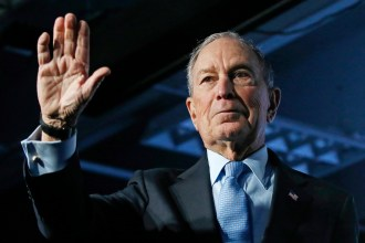 Bloomberg Brags of Buying Congress in South Carolina Debate