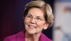 Elizabeth Warren, on Fire in Nevada