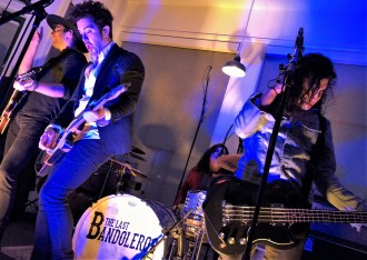 The Last Bandoleros Preview New Live Album With 'Hey Baby, Que Pasó'