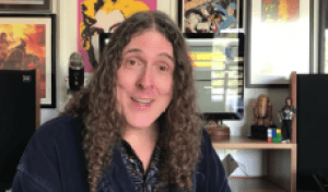 Watch Weird Al Yankovic Perform 'One More Minute' on 'Fallon'