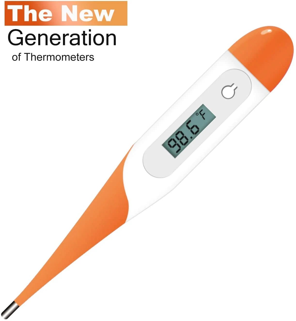Blue Thermometer For Fever Digital Infrared Thermometer