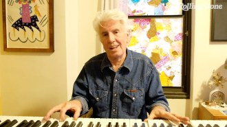 'In My Room' With Graham Nash