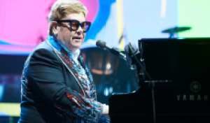 Elton John Launches $1 Million Coronavirus Emergency Fund