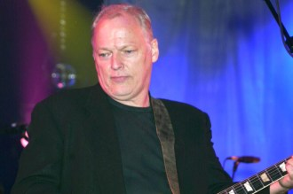 Flashback: David Gilmour Covers Beatles' 'Across the Universe' and 'Revolution' in 2002