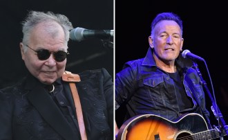 Bruce Springsteen Pays Tribute to 'National Treasure' John Prine: 'Songwriter For the Ages'
