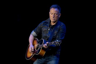 Bruce Springsteen to Stream Performance on E Street Radio