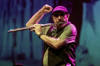 Social Distancing With Jethro Tull's Ian Anderson: Face Masks, Farming and Friendship