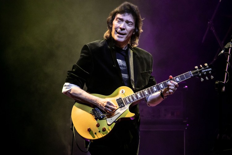 Watch Steve Hackett Perform Genesis Classics From His Home - Rolling Stone