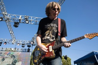 Hear Thurston Moore's Sprawling New Instrumental Song 'Strawberry Moon'