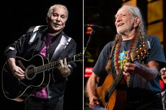Willie Nelson, Paul Simon Announce A Night for Austin Livestream Benefit