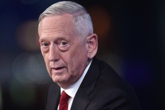 Spare Us Your 'Mad Dog' Mattis Worship