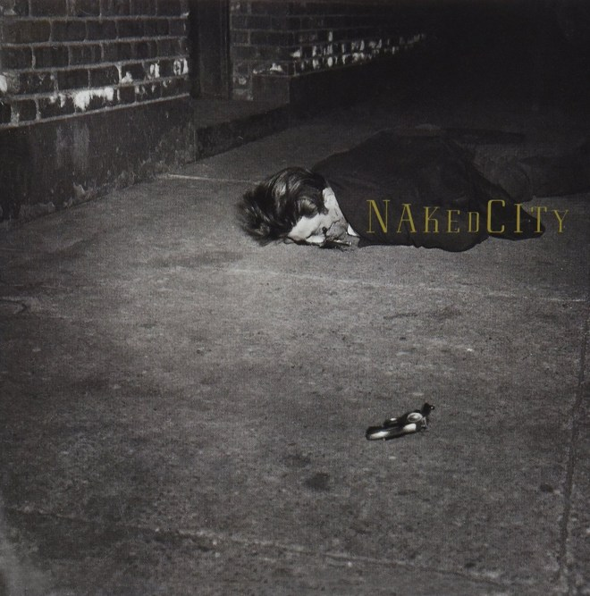 naked city zorn album cover weegee